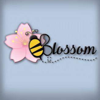 Blossom Logo NEW 2017 Square