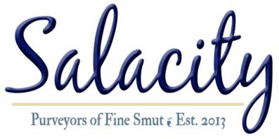 Salacity logo white bkgd
