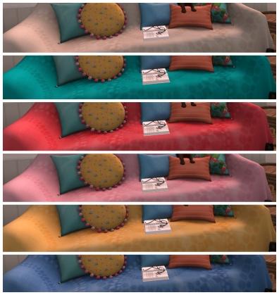 [Agwe] Sofa Collage