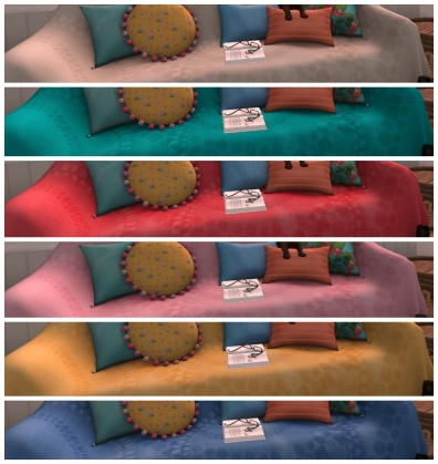 [Agwe] Sofa Collage