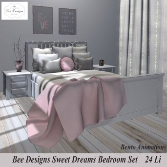 Bee Designs Sweet dream set