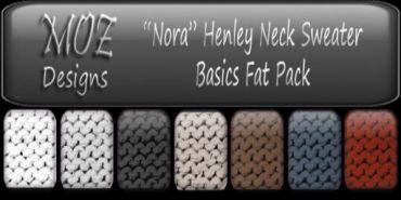 HUD Graphic - Nora Sweater V2 Basics Fat Pack