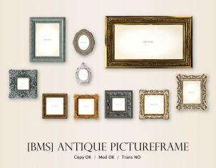 [bms]antiquepictureframe_ad