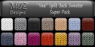 hud graphic - nea sweater super pack