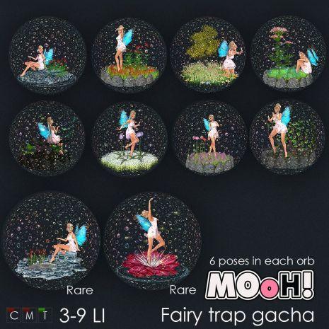 MOoH! Fairy trap gacha