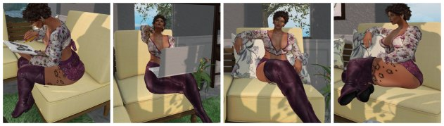 Couch Poses