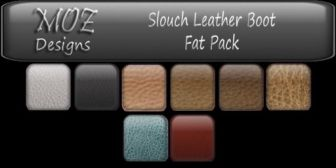 HUD Graphic - Slouch Boot Fat Pack