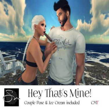 SN~ Hey Thats Mine