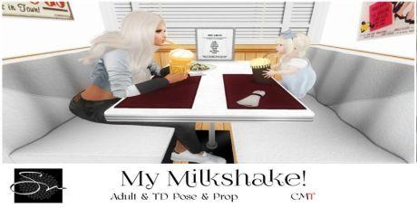 SN~ My Milkshake!
