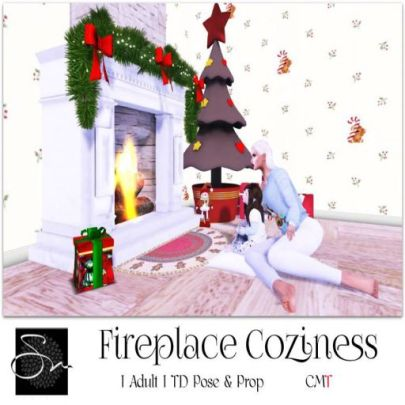 SN~ Fireplace Coziness 1