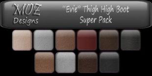 HUD Graphic - Evie Boot Super Pack